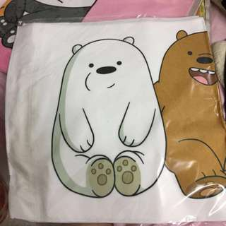 [Instock] [WBB] We bare bear Towels