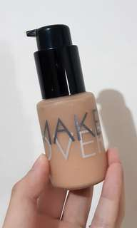 Make over foundation matte