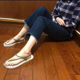 SPAO韓系牛仔褲