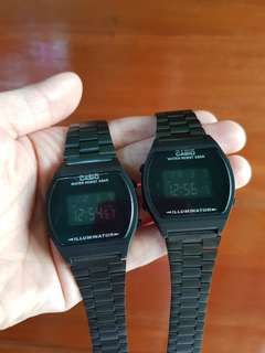 Casio Vintage Watches (Black)