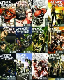 Attack on Titan (ENG)