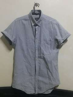 Authentic Zara Collared Shirt (Slim Fit)