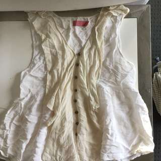 Flowy loose top size 10-12