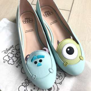 Tsum Tsum Shoes (Monsters Inc)