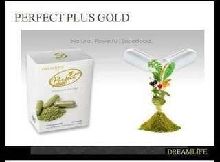 PERFECT PLUS GOLD