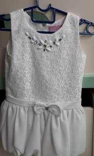 Girl's dinner dress