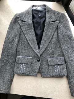 Stage of Playlord winter suit jacket