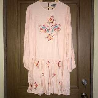 Primark Blush Dress
