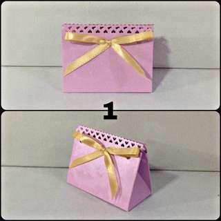 Gift box / souvenir box / giveaway