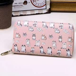 [PO] Japanese Cats Wallet