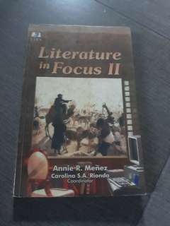 Literature in Focus II