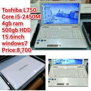 Toshiba L750