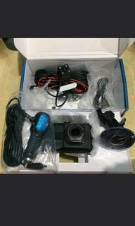 Dual dashcam for sale