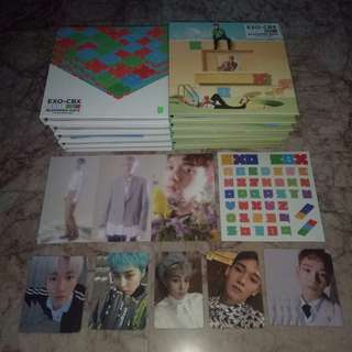 [INSTOCKS] EXO CBX Blooming Days