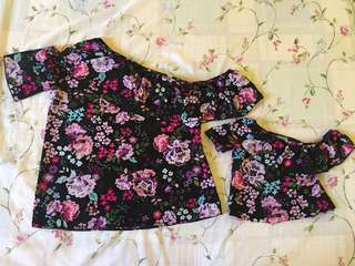 Repriced - Mom and Daughter Top