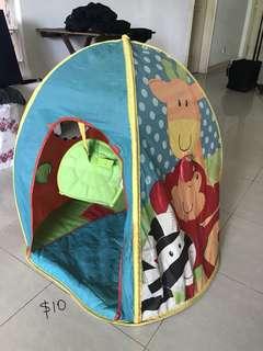 ELC tent