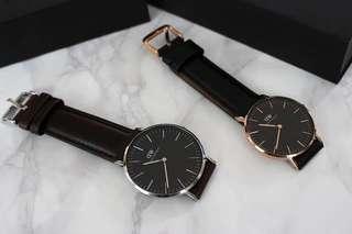 jam tangan Daniel Wellington Ori Bm