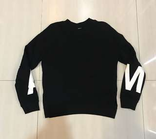 Hnm sweater used once