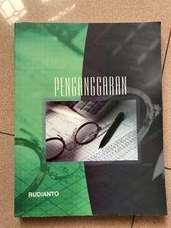 "Buku ""Penganggaran"" / Accounting"