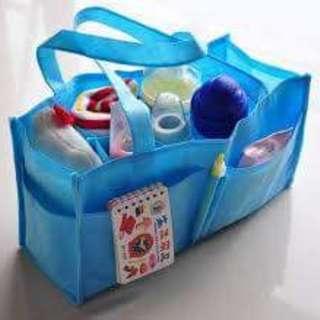 Portable mummy bag