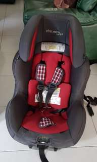 First few years True Fit child seat