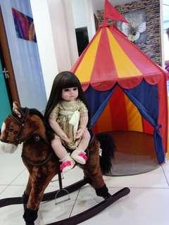maenan budak..not includ doll