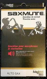 Alto Saxophone Mute