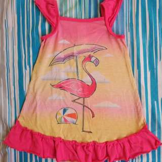 Place Girl's House Dress 2-3T