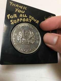 Big $1 coin
