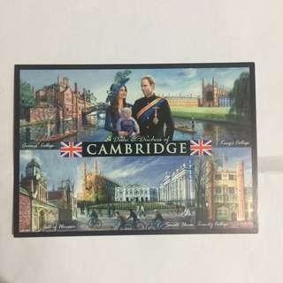 Postcard from UK Cambridge 🇬🇧