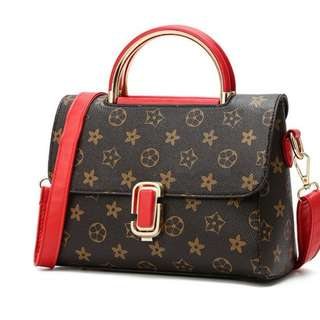 Korean ladies bag LV similar -look quality leather #044