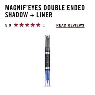 Rimmel Magnif'Eyes Double Ended Shadow + Liner