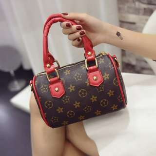 Milan style Ladies bag LV similar-look quality leather #69330
