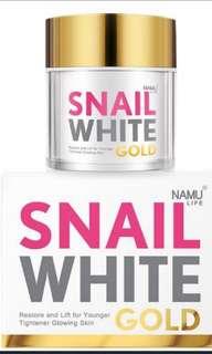Snail White  NAMU Gold Cream
