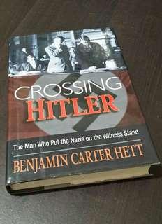 Crossing Hitler (HB)