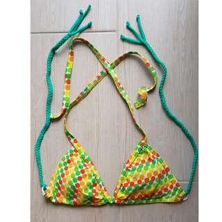 Sun n Sand Triangle Bikini Top