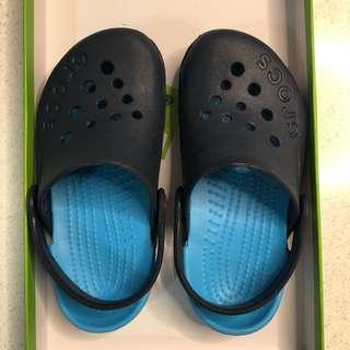 Crocs shoes (size c10/ approx. 180cm foot length)