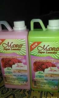 Mawar super laundry softener