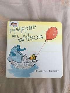 Hopper Wilson BBW