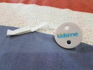 Kidsme Pacifier Clip
