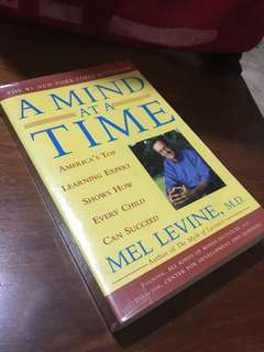 A minute at a time - Mel Levine