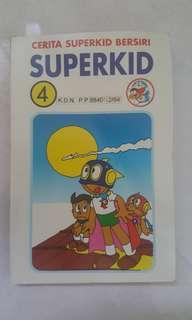 Superkid volume 4