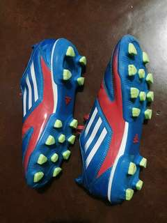 Adidas F10 football soccer shoes cleats size 6.5us