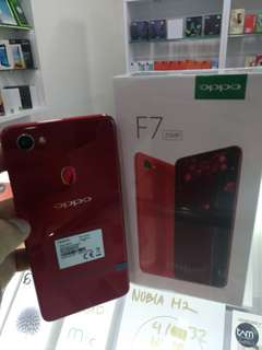 Oppo F7 Red Ready