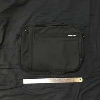 Authentic Baiho Black Mini Laptop Bag
