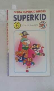 Superkid volume 6