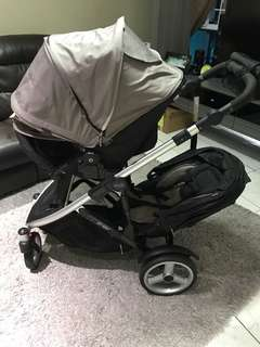 Britax steelcraft strider from Australia
