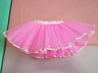 Dance pointe tutu ballet skirt size0/3t