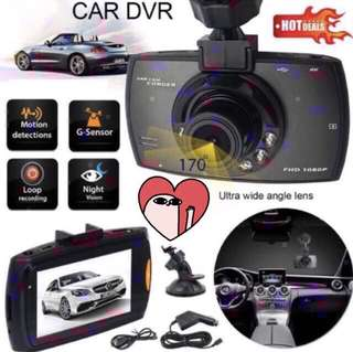 "🚙 NEW  Car HD 1080P 2.7"" LCD DVR Dash Camera Crash Cam G-sensor Night Vision wide angle lens"