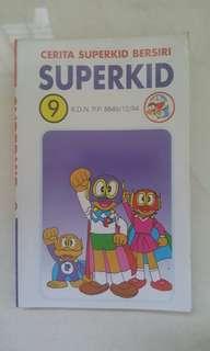 Superkid volume 9
